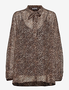 GRACE - NATURAL ANIMALIER PRINT