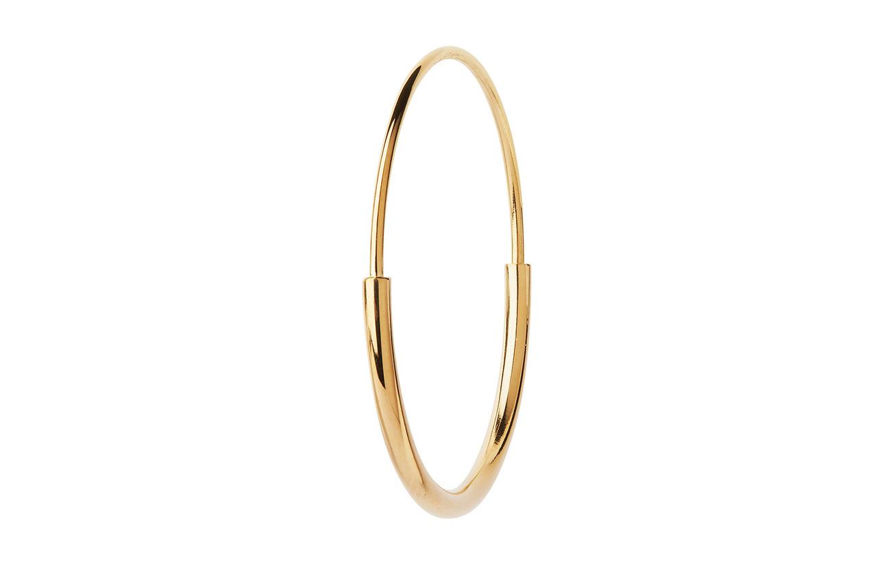 Maria Black Delicate Hoop 26 Earring - GOLD HP