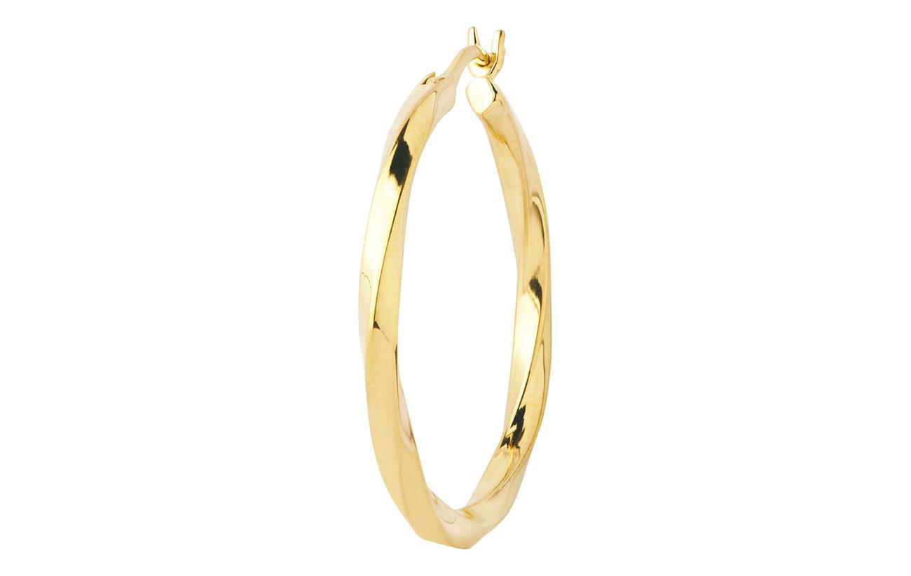 Maria Black Francisca Hoop Small Earring - GOLD HP