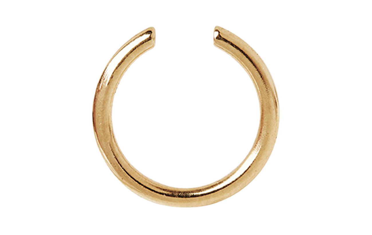 Maria Black Twin Mini Earcuff - GOLD HP