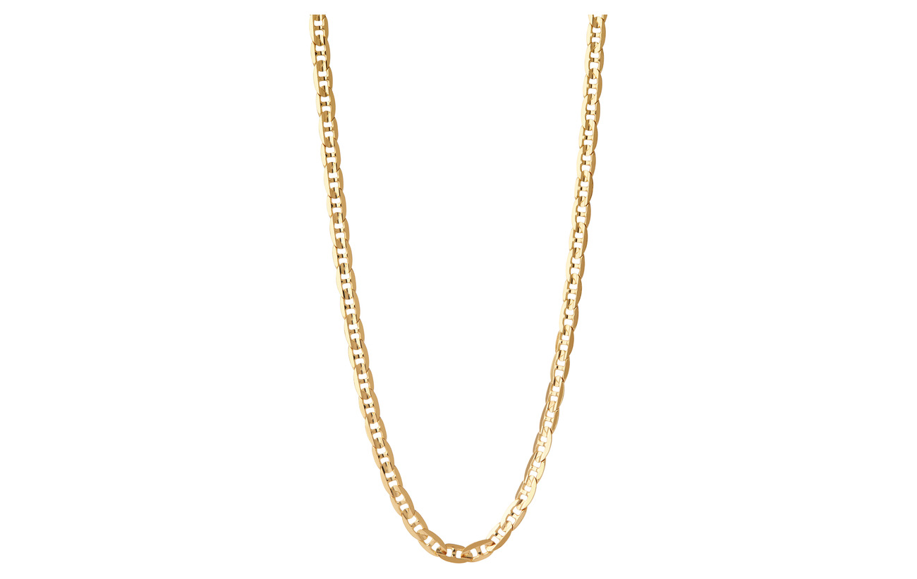 Maria Black Carlo Necklace 43 CM - GOLD HP