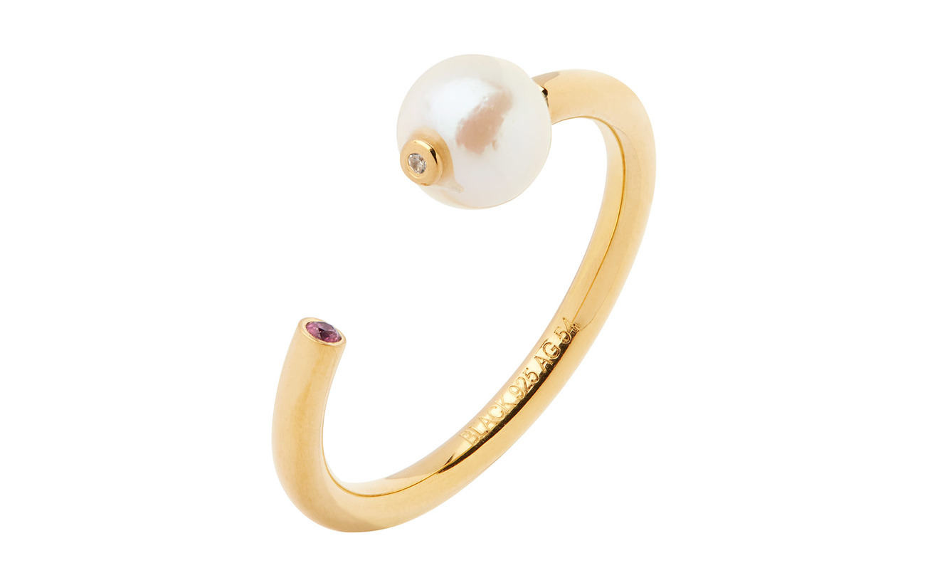Maria Black Chrissy ring - GOLD HP