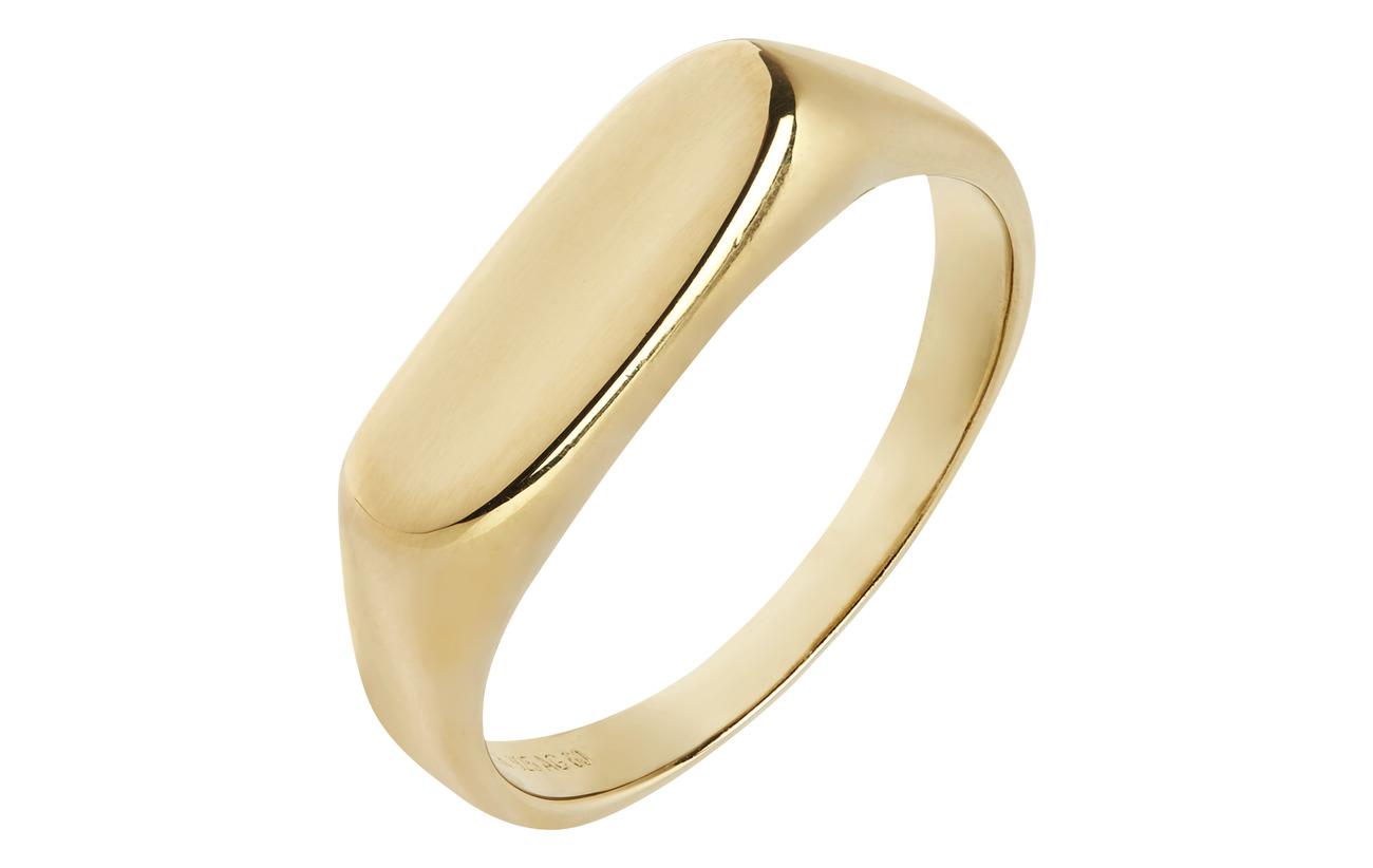 Maria Black Papaya Ring - GOLD HP