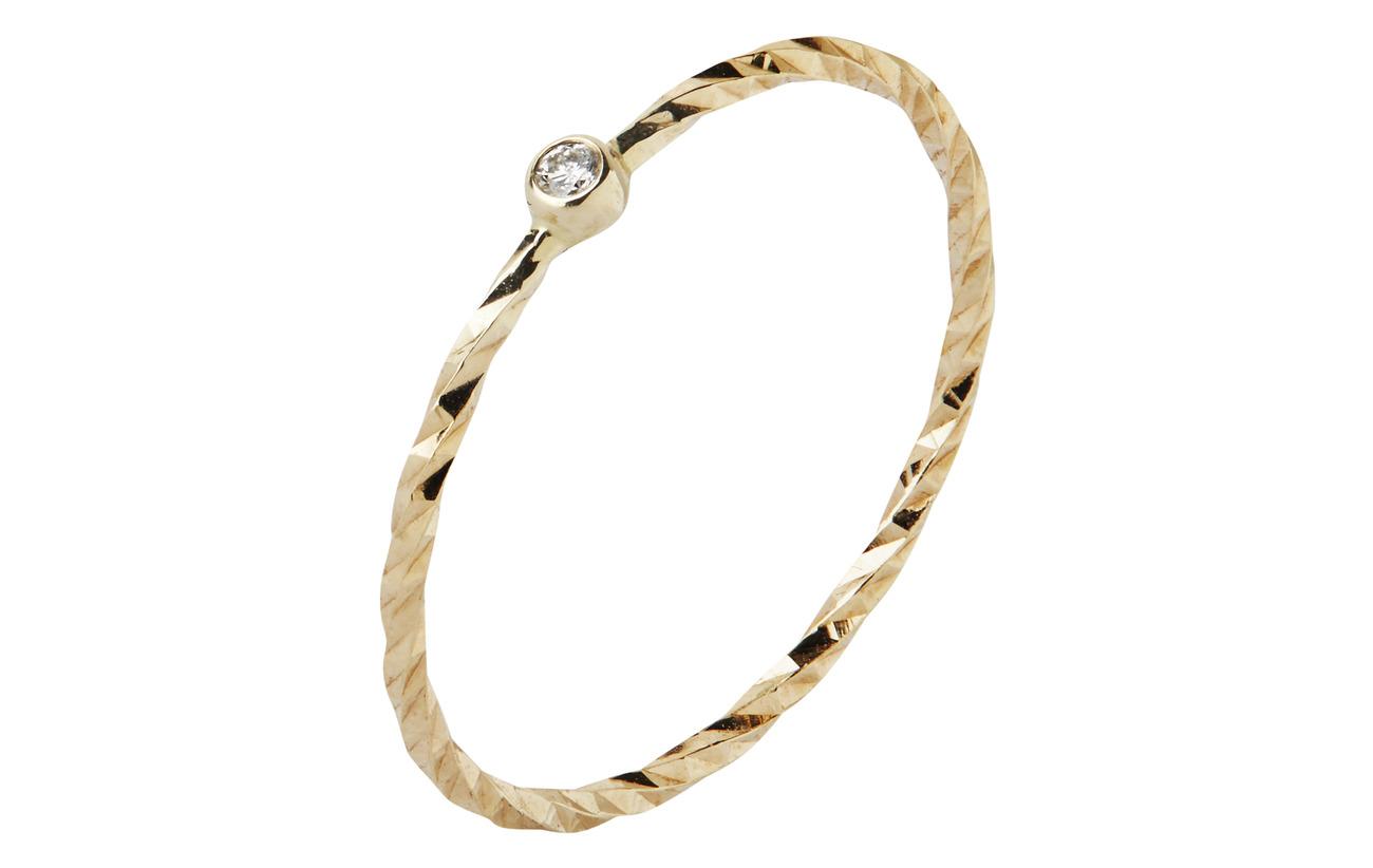 Maria Black Jabari Gold Ring - 14K YELLOW GOLD