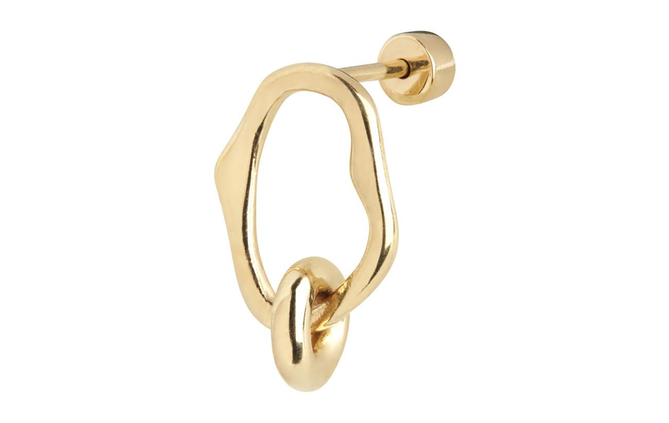 Maria svart Midnight Mini Earring Smycken