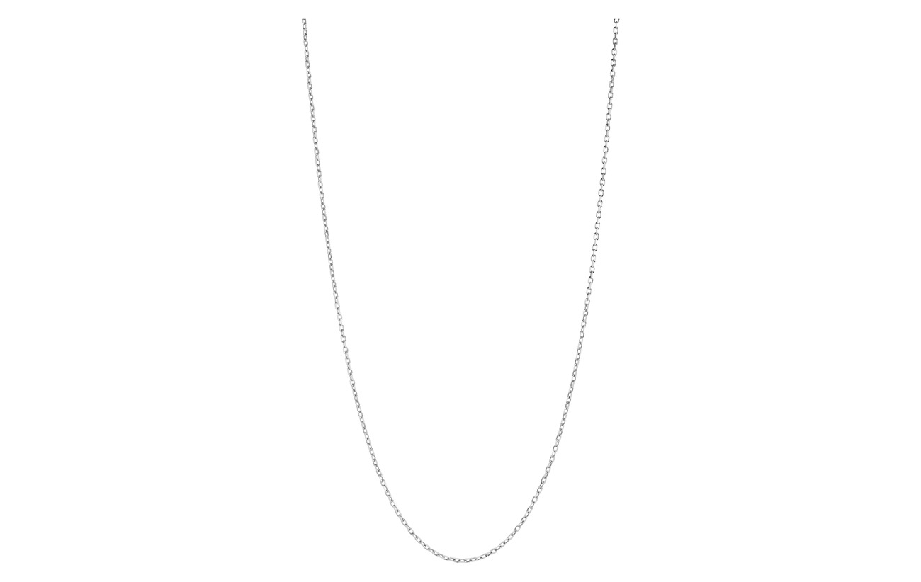 Maria Black Chain 65 Necklace - SILVER HP