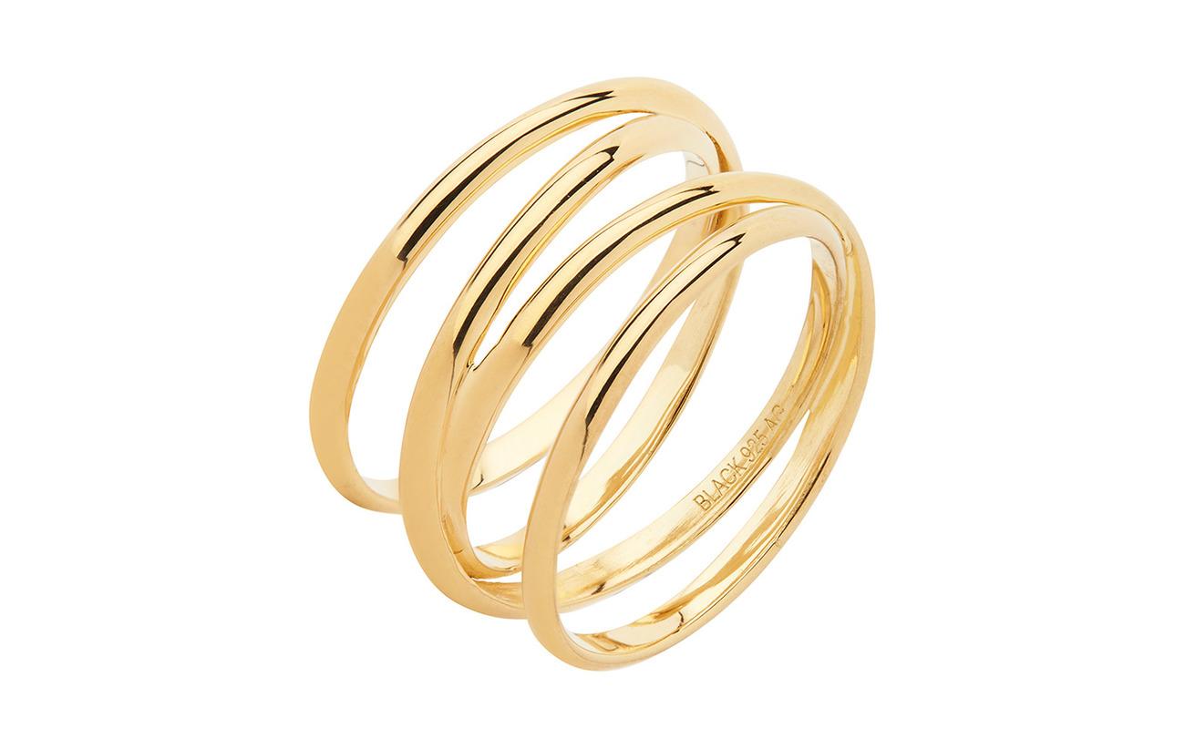 Maria Black Auguste Wrap Ring - GOLD HP