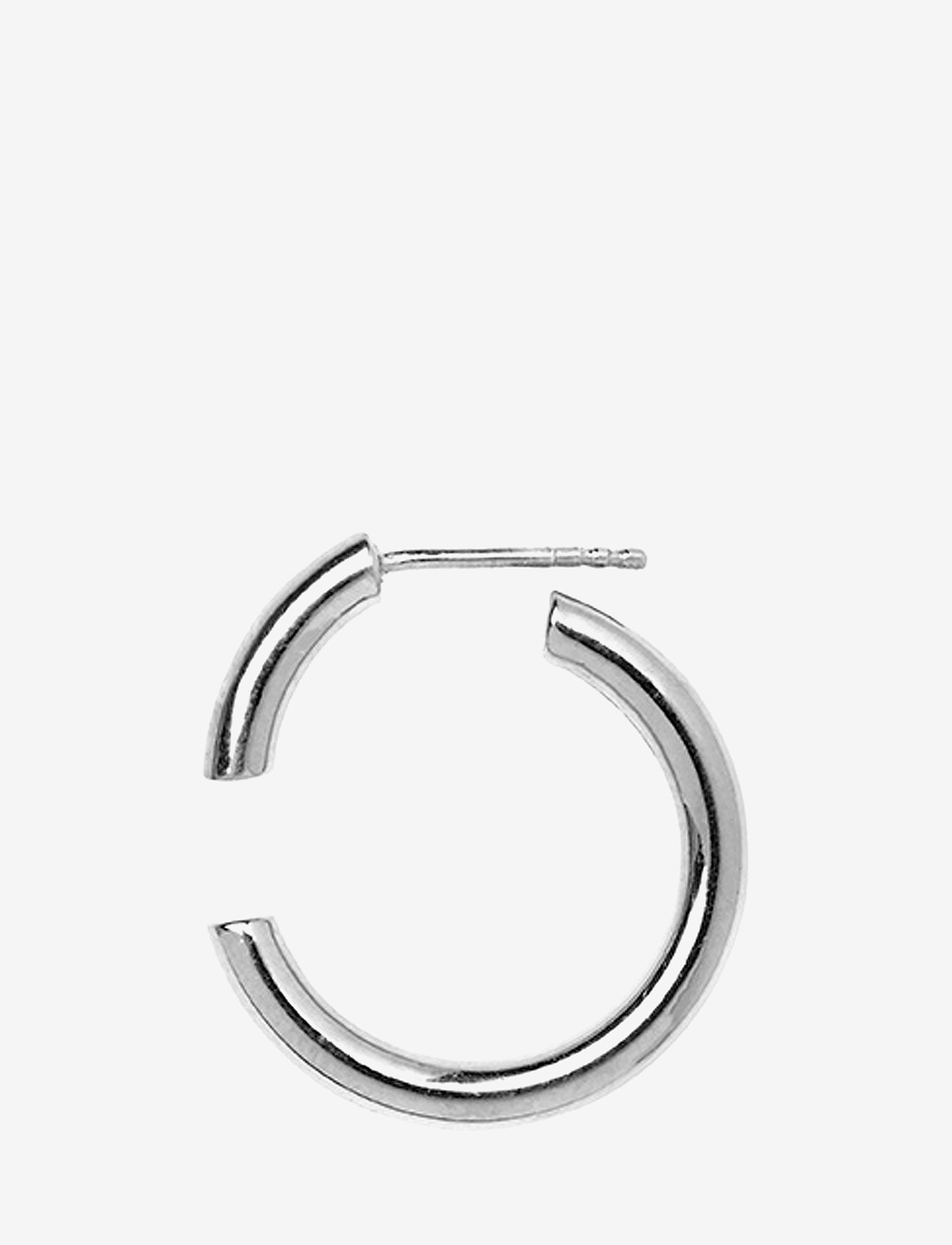 Maria Black - Disrupted 22 Earring - creoler - silver hp - 0