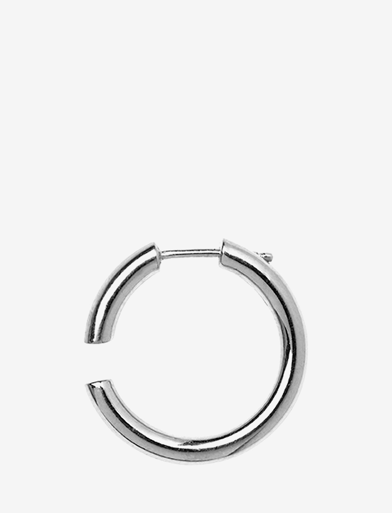Maria Black - Disrupted 22 Earring - creoler - silver hp - 1