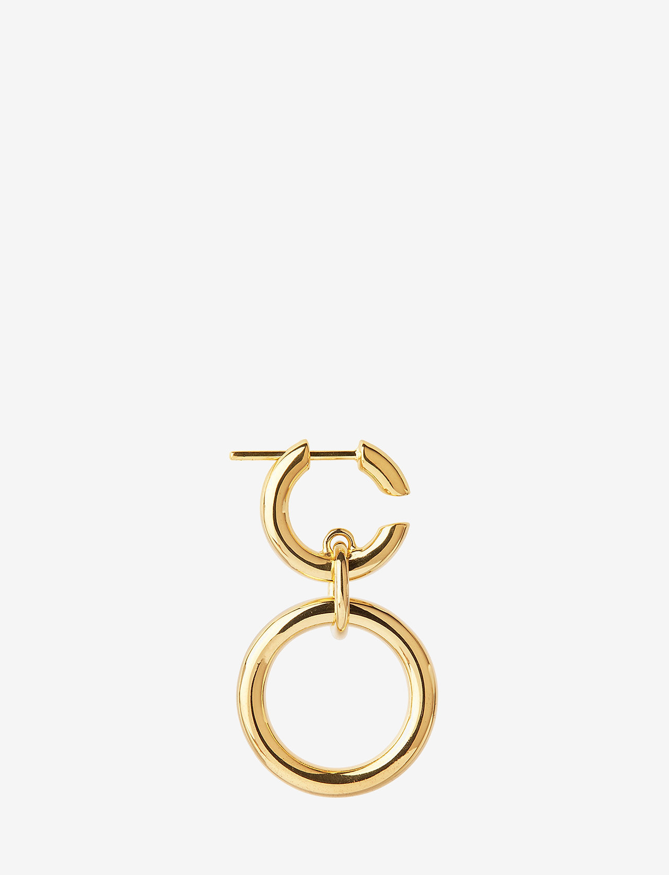 Maria Black - Dogma Earring - statement-korvakorut - gold hp