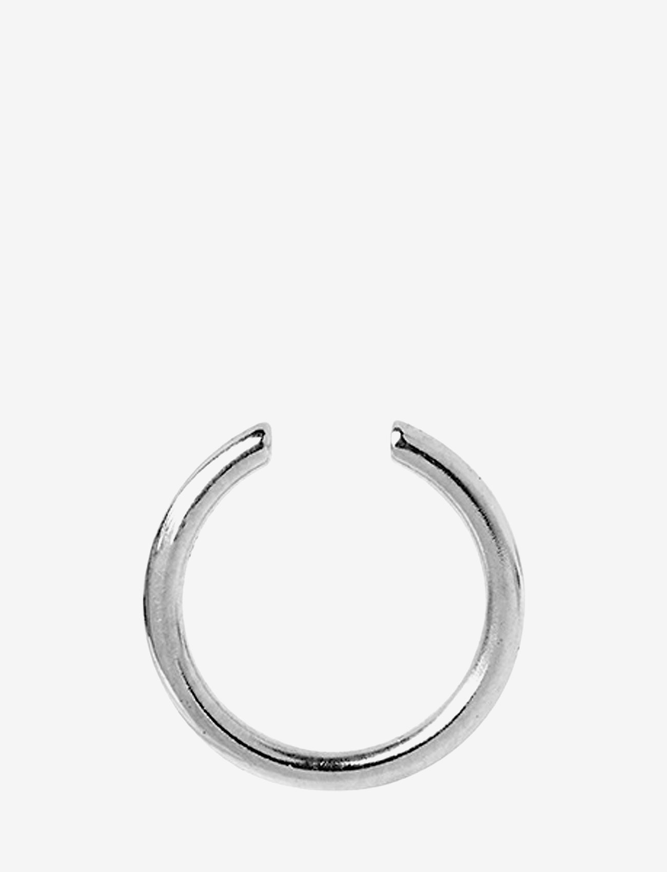 Maria Black - Twin Mini Earcuff - statement - silver hp - 0