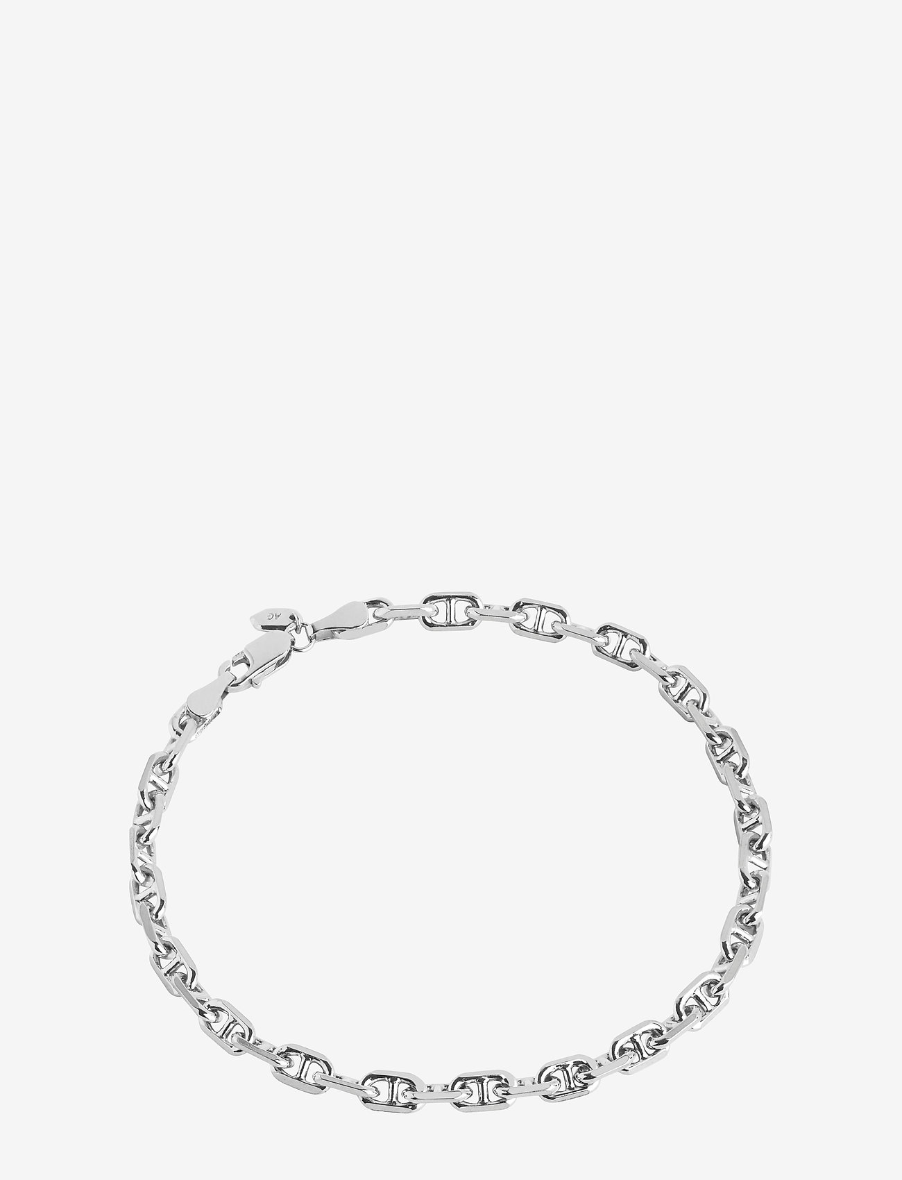 Maria Black - Porto Bracelet Silver HP - dainty - silver hp - 0