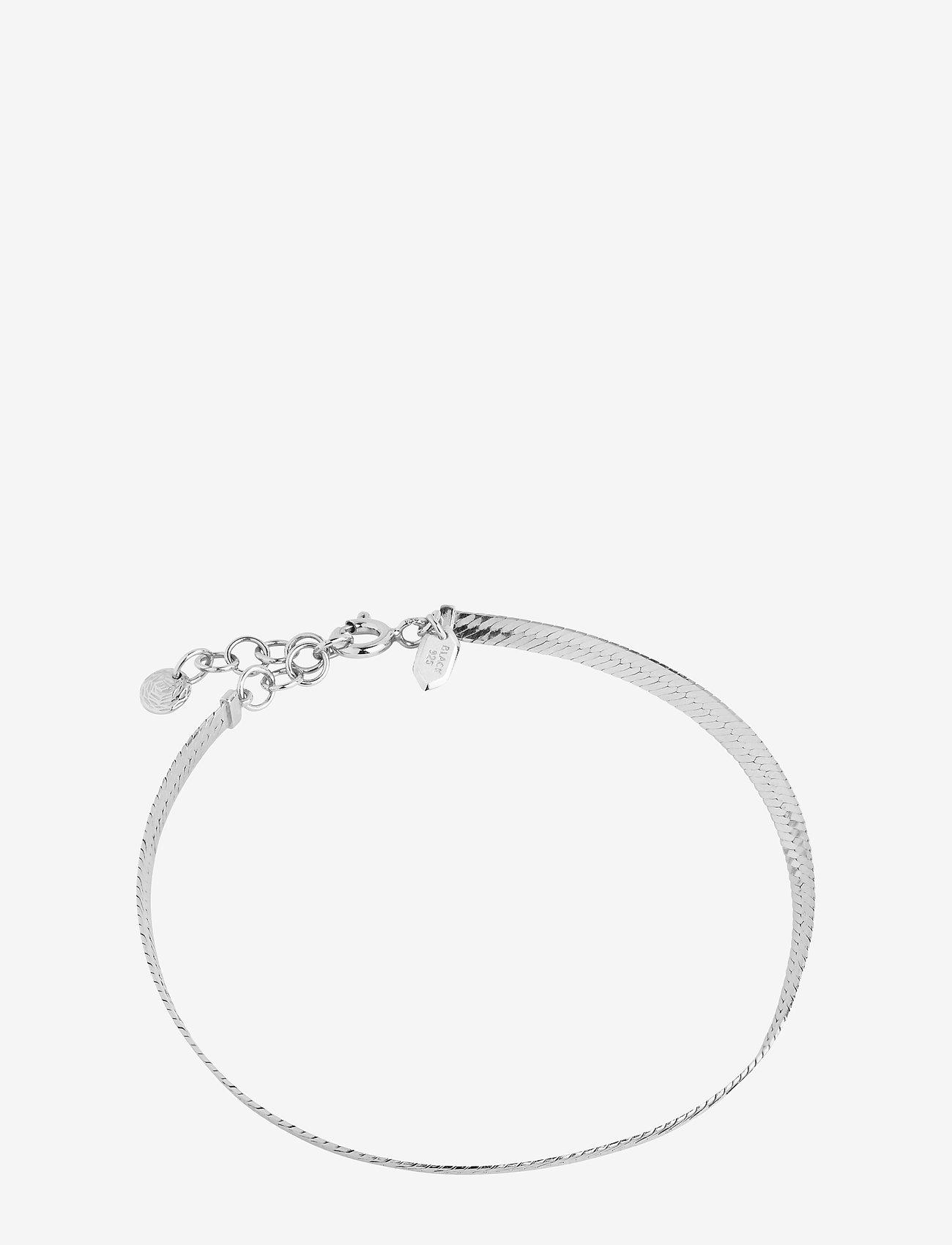 Maria Black - Sentiero Bracelet Silver HP - dainty - silver hp - 0