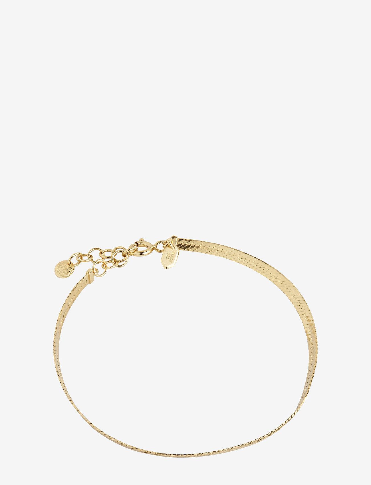 Maria Black - Sentiero Bracelet Gold HP - dainty - gold hp - 0