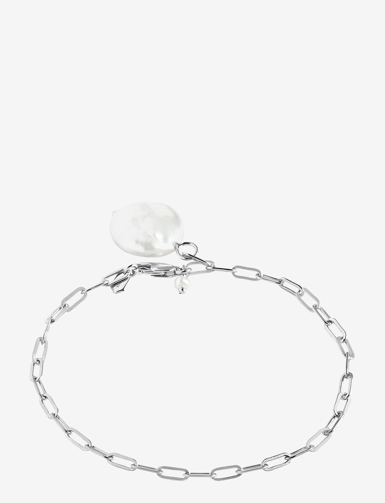 Maria Black - Alessandria Bracelet Silver HP - dainty - silver - 0