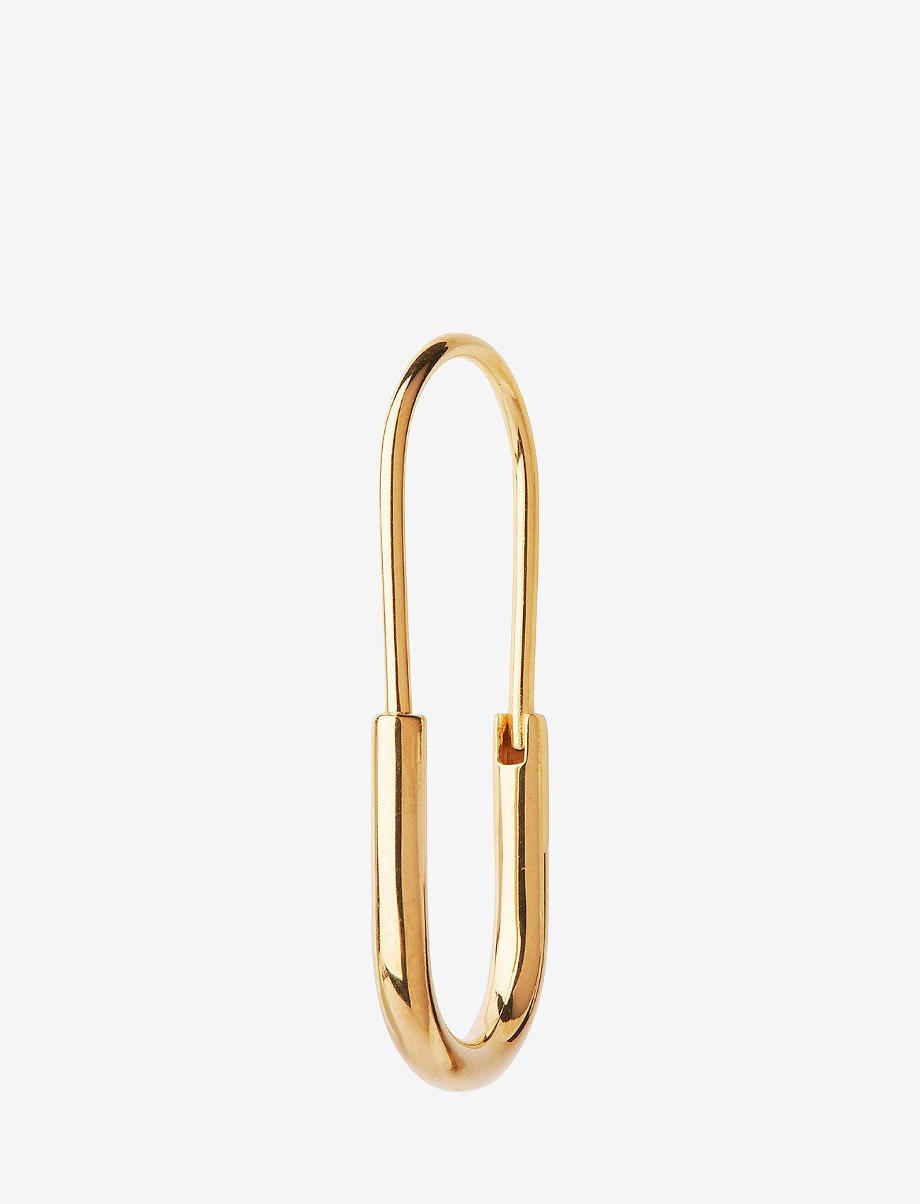 Maria Black - Chance Mini Earring - statement earrings - gold hp - 0
