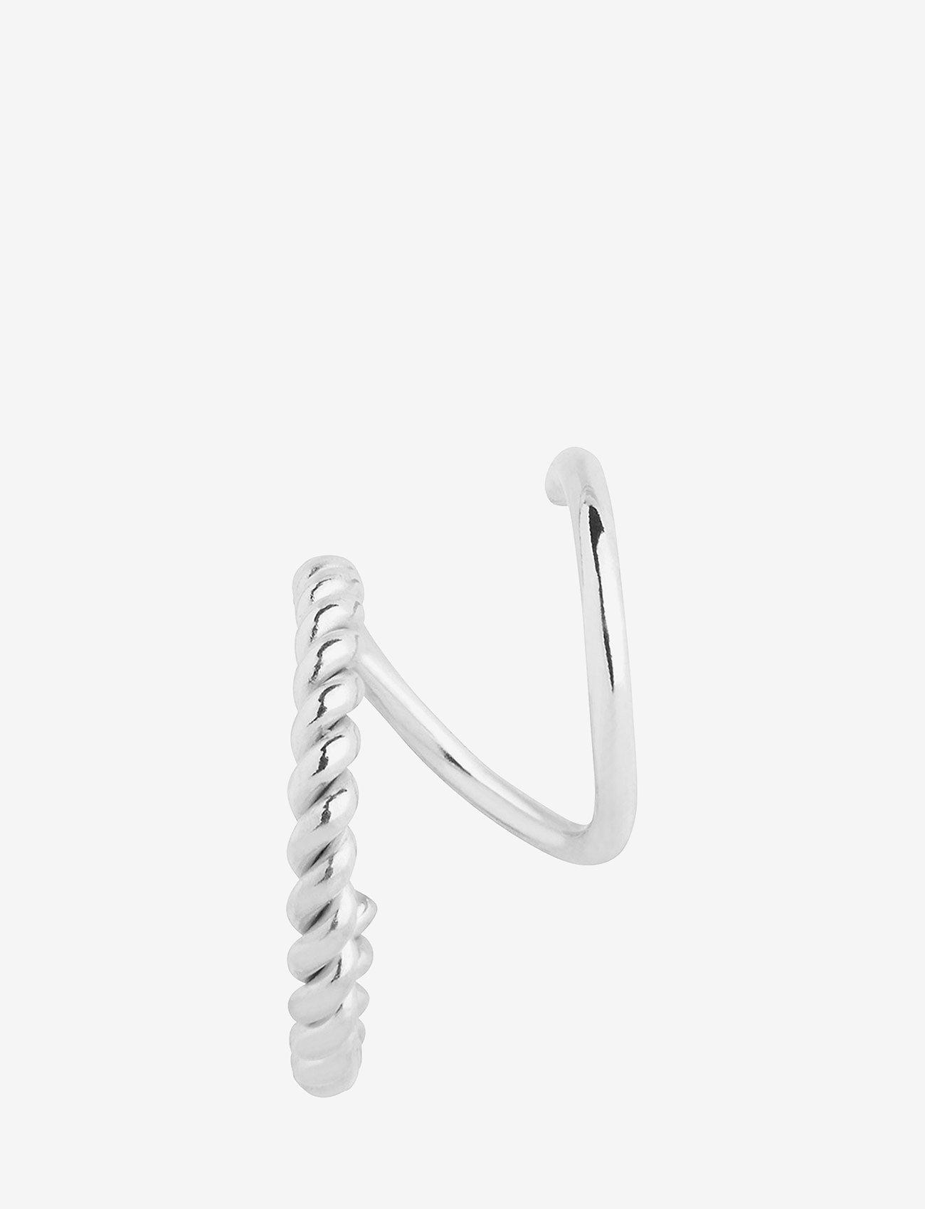 Sofia Twirl Earring (Silver Hp) (35 €) - Maria Black hPqby