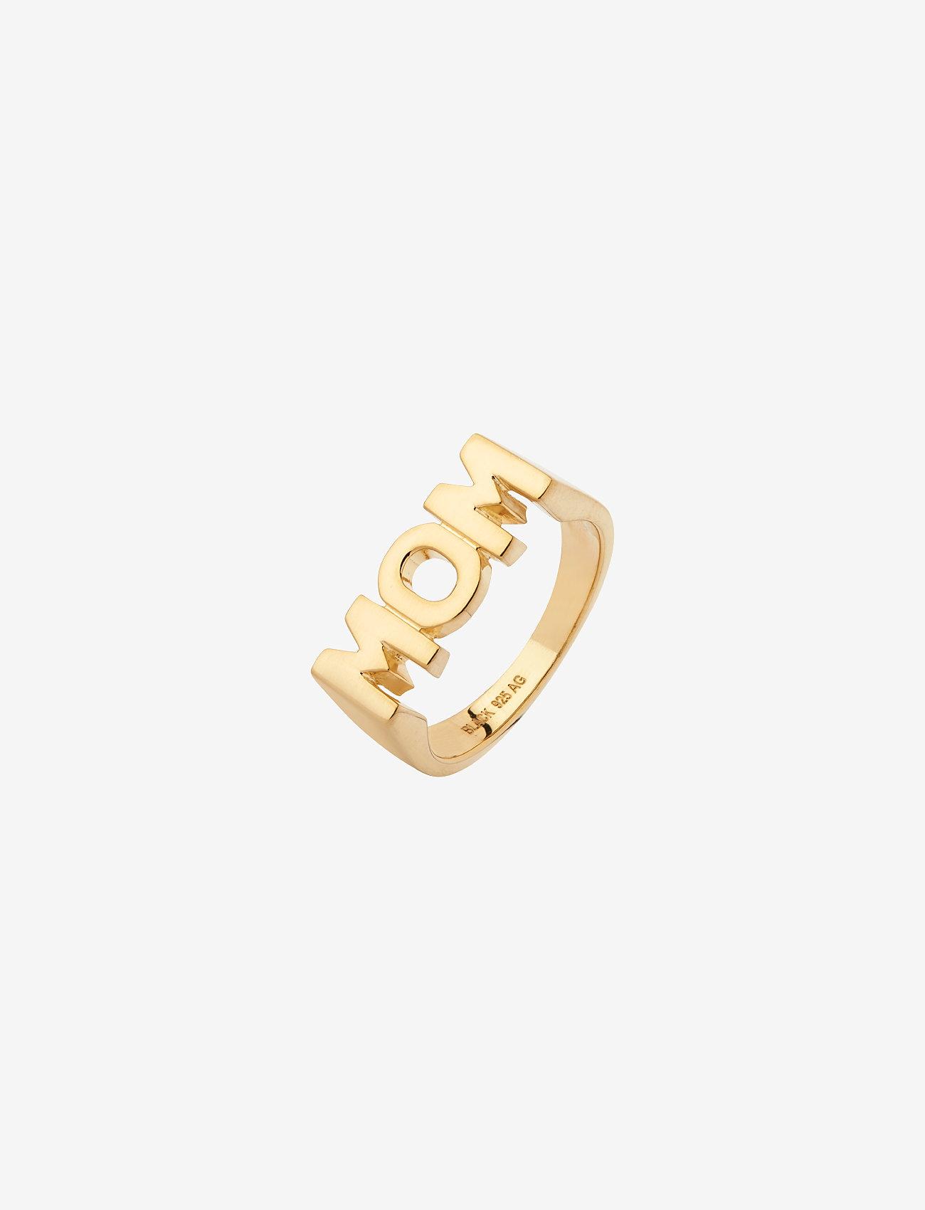 Maria Black - Mom Ring - ringe - gold hp - 0