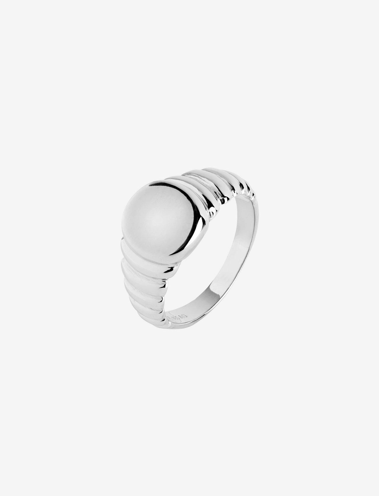 Maria Black - Wave Ring - sormukset - silver hp