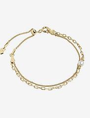 Maria Black - Cantare Bracelet - dainty - gold hp - 0