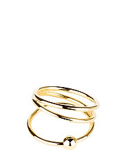 Helix Trapez Ring - GOLD HP