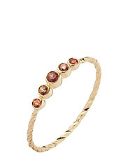Ally Ring - 14K YELLOW GOLD