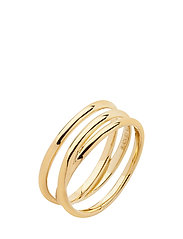 Emilie Wrap Ring - GOLD HP