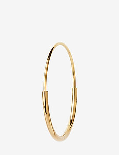Delicate Hoop 26 Earring - GOLD HP