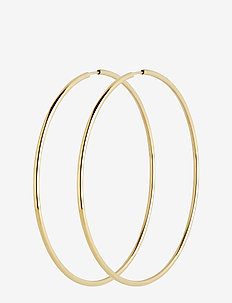 Sunset Hoop 70 *PAIR - GOLD HP