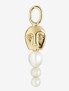 Knight Charm Gold HP - pendentifs - gold