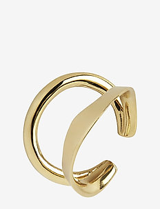 Ripples Earcuff - GOLD HP