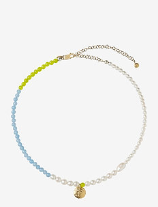 Rome Necklace - dainty necklaces - gold hp