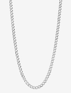 Forza Necklace 43 - statement necklaces - silver hp