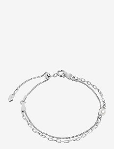 Cantare Bracelet - dainty - silver hp