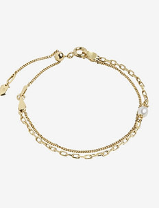 Cantare Bracelet - dainty - gold hp