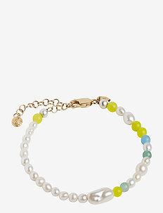 Modena Bracelet - dainty - gold hp
