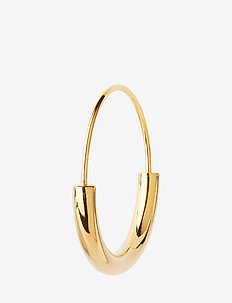 Serendipity Hoop Earring / Small - GOLD HP