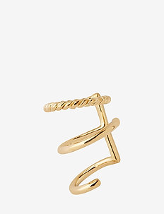 Sofia Earcuff - ear cuffs - gold hp