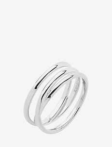 Emilie Wrap Ring - SILVER HP