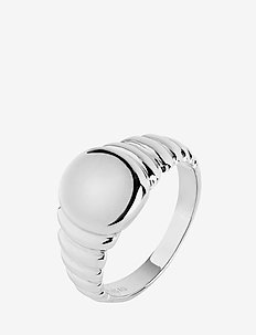 Wave Ring - SILVER HP