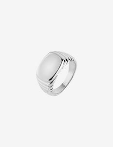 Shore Ring - rings - silver hp