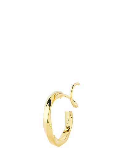 Marcelle Twirl Earring - GOLD HP