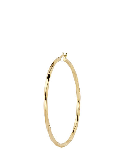 Francisca Hoop Large Earring - GOLD HP