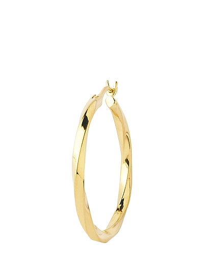Francisca Hoop Small Earring - GOLD HP
