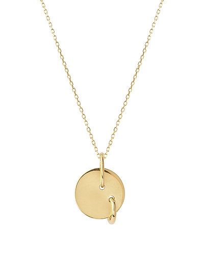 Edison Necklace 65cm - GOLD HP