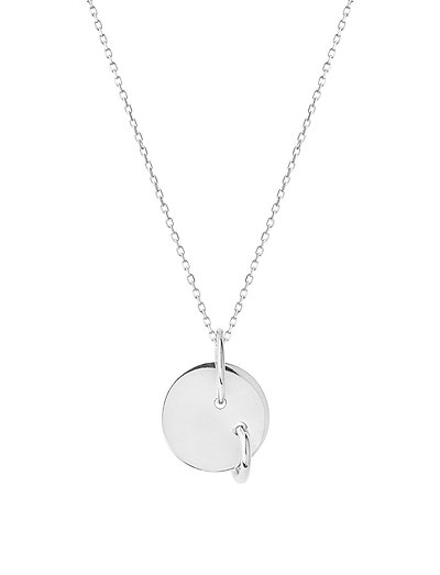 Edison Necklace 65cm - SILVER HP