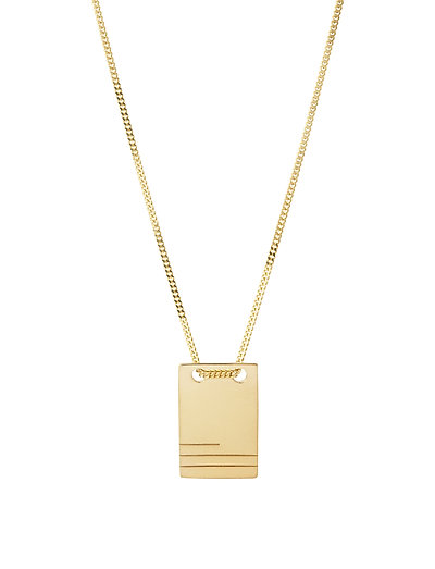 Roben Necklace - GOLD HP