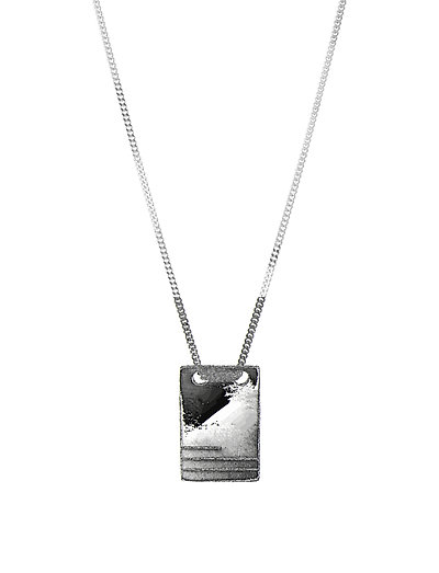 Roben Necklace - SILVER HP