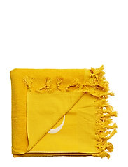 Zita Beach Towel - RABAT YELLOW