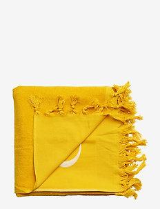 Zita Beach Towel - RABAT YELLOW